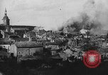 Image of American artillery in action World War 1 European Theater, 1918, second 10 stock footage video 65675051029