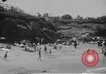 Image of American people La Jolla California USA, 1926, second 9 stock footage video 65675051043