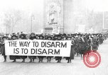 Image of Pacifist Womens disarmament parade Washington DC USA, 1921, second 1 stock footage video 65675051089