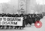 Image of Pacifist Womens disarmament parade Washington DC USA, 1921, second 3 stock footage video 65675051089