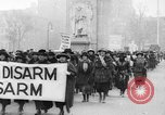 Image of Pacifist Womens disarmament parade Washington DC USA, 1921, second 4 stock footage video 65675051089
