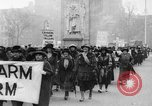 Image of Pacifist Womens disarmament parade Washington DC USA, 1921, second 5 stock footage video 65675051089