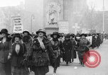 Image of Pacifist Womens disarmament parade Washington DC USA, 1921, second 7 stock footage video 65675051089