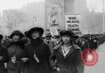 Image of Pacifist Womens disarmament parade Washington DC USA, 1921, second 12 stock footage video 65675051089