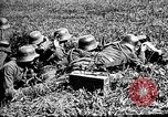 Image of German machine gunners Western Front, 1916, second 10 stock footage video 65675051091