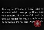 Image of DeMonge type 7 5 aircraft France, 1924, second 12 stock footage video 65675051097