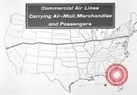 Image of animated map United States USA, 1924, second 4 stock footage video 65675051107