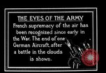 Image of aircraft Germany, 1916, second 10 stock footage video 65675051127