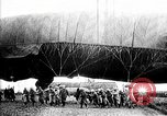 Image of safety parachute France, 1916, second 10 stock footage video 65675051128
