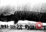 Image of safety parachute France, 1916, second 11 stock footage video 65675051128