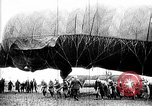 Image of safety parachute France, 1916, second 12 stock footage video 65675051128