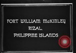 Image of Philippine Division troops parade Rizal Philippine Islands, 1928, second 3 stock footage video 65675051156