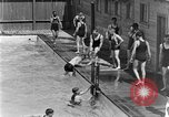 Image of swimmers San Antonio Texas USA, 1928, second 3 stock footage video 65675051159