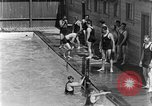 Image of swimmers San Antonio Texas USA, 1928, second 5 stock footage video 65675051159