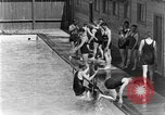 Image of swimmers San Antonio Texas USA, 1928, second 7 stock footage video 65675051159