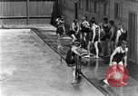 Image of swimmers San Antonio Texas USA, 1928, second 8 stock footage video 65675051159