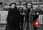 Image of fur fashions New York City USA, 1935, second 8 stock footage video 65675051172