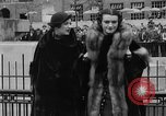 Image of fur fashions New York City USA, 1935, second 10 stock footage video 65675051172
