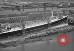 Image of SS France France, 1960, second 7 stock footage video 65675051177