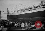 Image of SS France France, 1960, second 11 stock footage video 65675051177