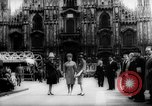 Image of fashion parade Europe, 1960, second 8 stock footage video 65675051179