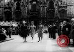 Image of fashion parade Europe, 1960, second 9 stock footage video 65675051179