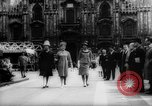 Image of fashion parade Europe, 1960, second 10 stock footage video 65675051179