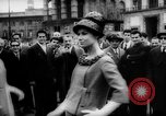 Image of fashion parade Europe, 1960, second 12 stock footage video 65675051179