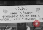 Image of athletes New York United States USA, 1960, second 8 stock footage video 65675051194