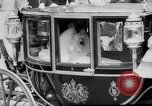 Image of royal wedding London England United Kingdom, 1960, second 12 stock footage video 65675051212