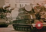 Image of Soviet SS-N-5 missile Moscow Russia Soviet Union, 1968, second 3 stock footage video 65675051240