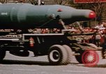Image of Soviet SS-N-5 missile Moscow Russia Soviet Union, 1968, second 9 stock footage video 65675051240