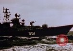 Image of Soviet SA-3 missile Soviet Union, 1968, second 3 stock footage video 65675051241