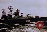 Image of Soviet SA-3 missile Soviet Union, 1968, second 4 stock footage video 65675051241