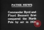 Image of Floyd Bennett Arctic region, 1926, second 2 stock footage video 65675051259
