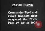 Image of Floyd Bennett Arctic region, 1926, second 3 stock footage video 65675051259