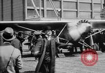 Image of Charles Lindbergh Europe, 1927, second 4 stock footage video 65675051260