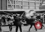 Image of Charles Lindbergh Europe, 1927, second 6 stock footage video 65675051260