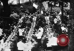 Image of Charles Lindbergh Europe, 1927, second 7 stock footage video 65675051262