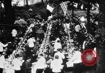 Image of Charles Lindbergh Europe, 1927, second 9 stock footage video 65675051262