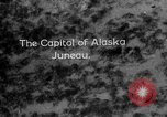 Image of ship Juneau Alaska USA, 1925, second 3 stock footage video 65675051275