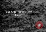 Image of ship Juneau Alaska USA, 1925, second 4 stock footage video 65675051275