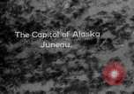 Image of ship Juneau Alaska USA, 1925, second 7 stock footage video 65675051275