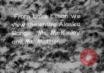 Image of Mount McKinley park Alaska USA, 1929, second 2 stock footage video 65675051283