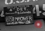 Image of General Eisenhower United Kingdom, 1944, second 3 stock footage video 65675051297
