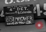 Image of General Eisenhower United Kingdom, 1944, second 5 stock footage video 65675051297