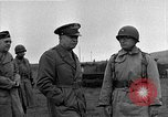 Image of General Eisenhower United Kingdom, 1944, second 9 stock footage video 65675051297
