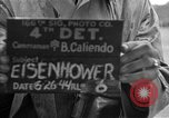 Image of General Eisenhower United Kingdom, 1944, second 4 stock footage video 65675051300