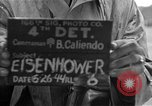 Image of General Eisenhower United Kingdom, 1944, second 7 stock footage video 65675051300
