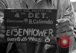 Image of General Eisenhower United Kingdom, 1944, second 11 stock footage video 65675051300